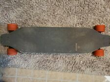 Boosted Stealth Electric Longboard - Black