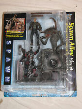 Spawn Alley Playset. Mint in Sealed Mint Box