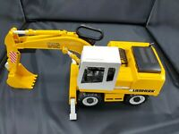 Bruder Toys Liebherr 912 Backhoe Digger Excavator MADE IN GERMANY FREE SHIPPING