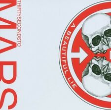 "30 SECONDS TO MARS ""A BEAUTIFUL LIE"" CD NEW+"
