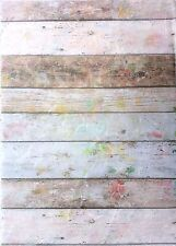Rice Paper for Decoupage - Floral Board- Scrapbooking - Sheet Craft Vintage