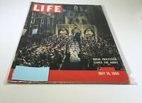 Life Magazine: May 16 1960 Bridal Procession Leaves The Abbey