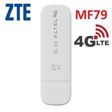 ZTE MF79 Punto de acceso WiFi 150 Mbps con Android LTE 4G 3G Modem Usb Coche Hogar WLAN Desbloqueado