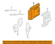 VW VOLKSWAGEN OEM Golf-ECM PCM ECU Engine Control Module Computer 04L906021C