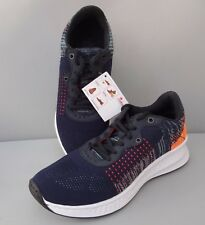 Rieker N5606-92 Ladies Multi Colour Casual Trainer/Shoes Size 6.5 (40) Navy