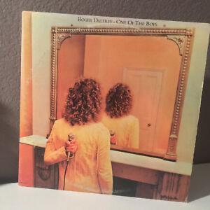 "ROGER DALTREY - One Of The Boys - 12"" Vinyl Record LP - EX"