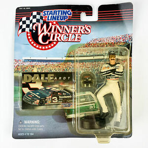 Dale Earnhardt Goodwrench #3 1997 Starting Lineup Winners Circle Figure