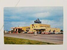 Fossland's Restaurant & Gas State Line Kenosha WI Antioch Il Standard Schlitz