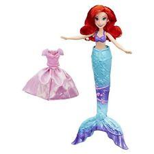 Princesas Disney Ariel Transformación Mágica