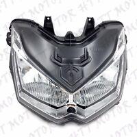 HTTMT Headlight Headlamp Assembly For kawasaki Z1000 2010 2011 2012