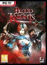 BLOOD KNIGHTS  ACTION PACKED COMBAT! BRAND NEW PC DVD. SHIPS FREE AND SHIPS FAST