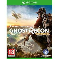 Tom Clancy's Ghost Recon Wildlands Tacticle Shooter (Xbox One,2017)