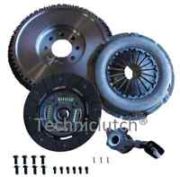 FORD MONDEO 2.0 TDCI TURBO DIESEL 6 SPEED SOLID FLYWHEEL, CLUTCH, CSC AND BOLTS