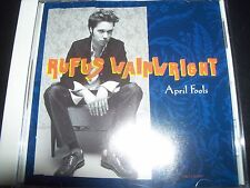 Rufus Wainwright ‎– April Fools Promo CD Single – Like New