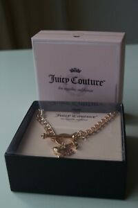 Juicy Couture  Necklace NEW AUTHENTIC Gift Boxed