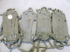 LOT OF  4 USMC COYOTE TACTICAL 3L HYDRATION PACK SYSTEM CARRIER