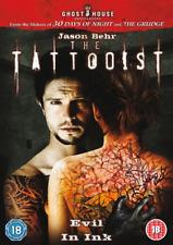 Jason Behr, Mia Blake-Tattooist  DVD NEW
