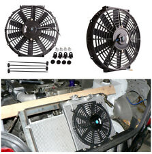 """12"""" Durable Car A/C Cooling Intercooler Radiator Electric Fan Push or Pull Type"""