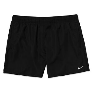 """Nike Swim Shorts - Nike Volley Classic 5"""" Black, Navy, Olive, Red"""