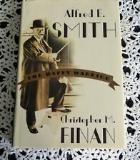 Alfred E. Smith by Christopher M. Finan SIGNED Stated 1st Edition 1st Printing