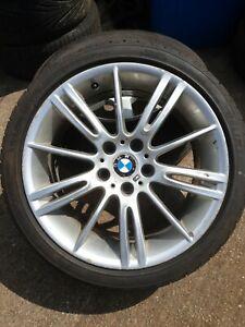 BMW 3 SERIE 18 INCH ALLOY WHEEL  REAR 8.5J