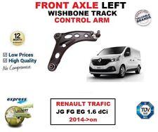 ESSIEU AVANT BAS GAUCHE Bras de suspension pour Renault Trafic JG FG EG 1.6 dCi