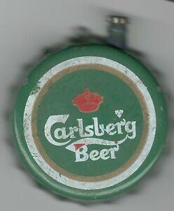 Vintage Carlsberg Beer Cigarette Lighter