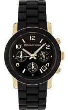 Michael Kors  MK5191 Catwalk Chronograph Black/Gold Women's  Watch