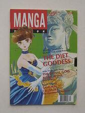 MANGA VIZION V#3 #1 - Diet Goddess / Samurai Crusader- 1997