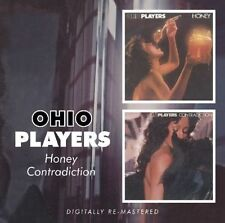 Ohio Windows Media Player-Honey/contradiction (BGO Label) CD