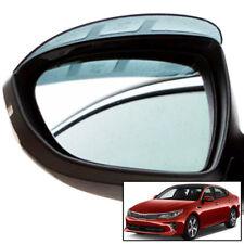 For Kia Optima K5 JF 16-18 Side Rear View Mirror Rain Guard Visor Shield Garnish