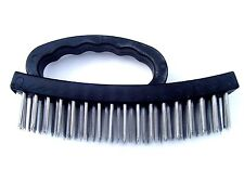 5 wire brushes with d handle