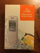 Drive Safely Digital Breath Alcohol Tester New Breathalyzer