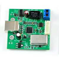 TE7022 USB 2.0 To SPDIF Coaxial I2S DAC Audio Power Amplifier Board 24bit 96Khz
