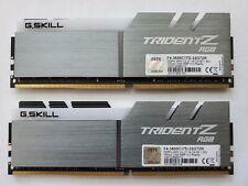 ✔✔ G.SKILL TridentZ RGB 32GB (2 x 16GB) 3600MHz DDR4 28800 (F4-3600C17D-32GTZR)