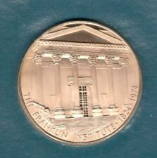 1974 Franklin Mint Token Coin Franklin Institute Philadelphia Science Research