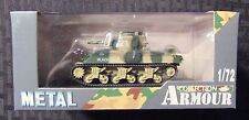 Armour Collection ART 3135 SHERMAN TANK Die-Cast 1/72 MIB C-8
