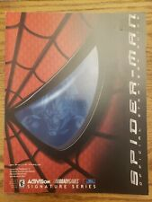 SPIDER-MAN Official Strategy Guide - BRADYGAMES SIGNATURE SERIES with POSTER