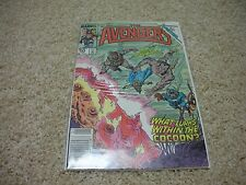 Avengers #263 (1986) Return of Jean Grey Marvel Comics (FN/VF)