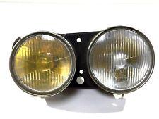 Headlight Left Yellow BMW E28 OEM Hella Collection 312-110480 302-119580