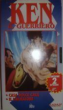 VHS - HOBBY & WORK/ KEN IL GUERRIERO - VOLUME 9 - EPISODI 2