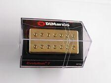 DiMarzio Evolution 7 String Bridge Humbucker W/Gold Cover DP 704