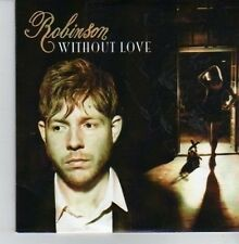 (CV377) Robinson, Without Love - 2011 DJ CD