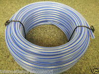 30m Roll x WHALE 12mm Semi-Rigid Water Pipe - BLUE - Caravan / Motorhome