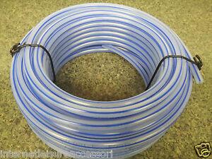 30m Roll WHALE 12mm Semi-Rigid Water Pipe - BLUE - Caravan / Motorhome