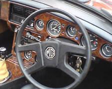 MGB & GT 1976 - 1981 noyer/Wood Dash Trim Kit