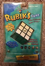 NEW - SEALED Vintage RUBIK'S CUBE OddzOn w/ Solutions Hint Booklet Inside