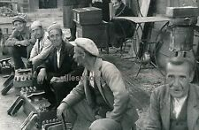 CANDIE c. 1950 - Les Cireurs de Chaussures Crète Grèce - DIV614