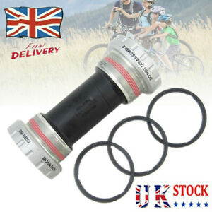 68/73mm Hollowtech II Mountain Bike Bottom Bracket For Deore SM-BB52 Tool UK