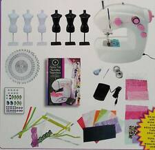 KIDS CHILDRENS THE LITTLE SEAMSTRESS SEWING MACHINE, MANNEQUINS & ACCESSORIES